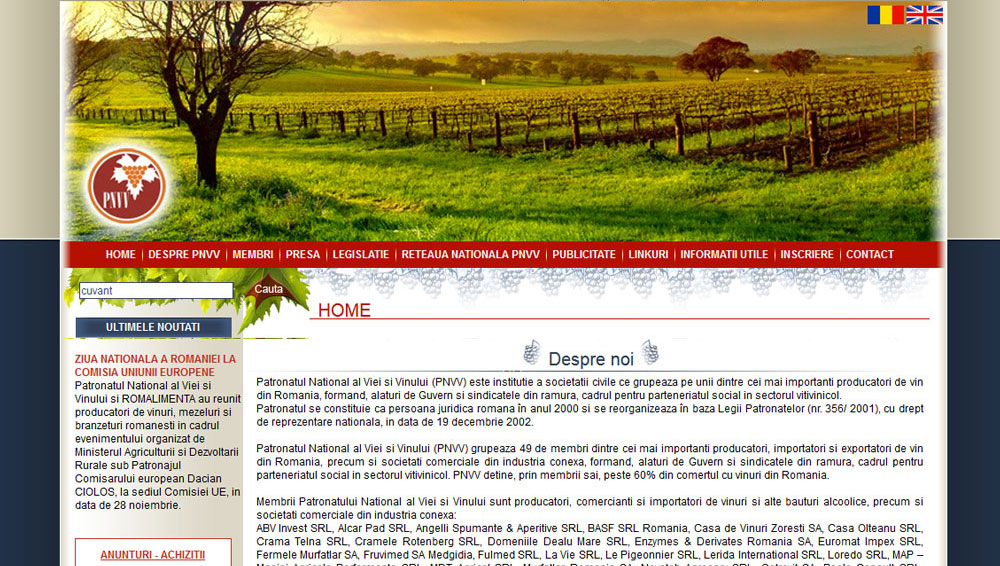 National Vineyard Growers and Wine Producers Association